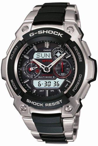 CASIO (カシオ) 腕時計 G-SHOCK MT-G TOUGH MVT タフムーブメント タフソーラー 電波時計 MULTIBAND6 MTG-1500-1AJF