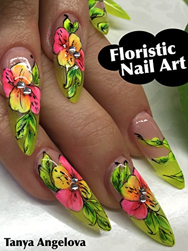 Floristic Designs: How to Create Beautiful Nail Art Flower Designs With Art Gel?