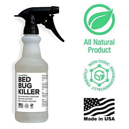 Bed Bug Bully Reviews >> 10 Best bed bug killer sprays 2017- Buyer's Guide and Reviews