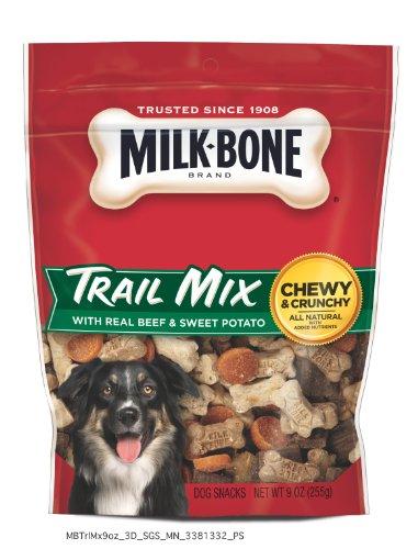 Milk Bone Trail Mix  Real Beef and Sweet Potato,
