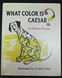 What Color Is Caesar? (0070356386) by Kumin, Maxine