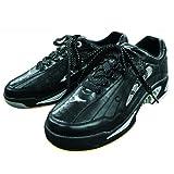 (ABS) ボウリングシューズ NV-4 ブラック・ブラック 【ボウリング用品 靴】 ランキングお取り寄せ