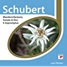 Schubert: Wanderer Fantasy / Piano Sonata D. 664 / Impromptus