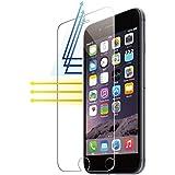 ブルーライトカット フィルム 強化ガラス iPhone 6s / iphone 6 ( iphone6s iphone6 ) 液晶保護フィルム ブルーライト カット ガラスフィルム 保護フィルム 90% カット 保護シート 【日本製素材】薄さ0.3mm  新設計 3D touch 対応 60日間返金保証 4.7インチ 超耐久 超薄型 アップル apple アイフォン6s iphone6 シックスエス 高透過率液晶保護フィルム【表面硬度9H・ラウンド処理・飛散防止処理 国産ガラス採用 DOLPHIN47 EDGE