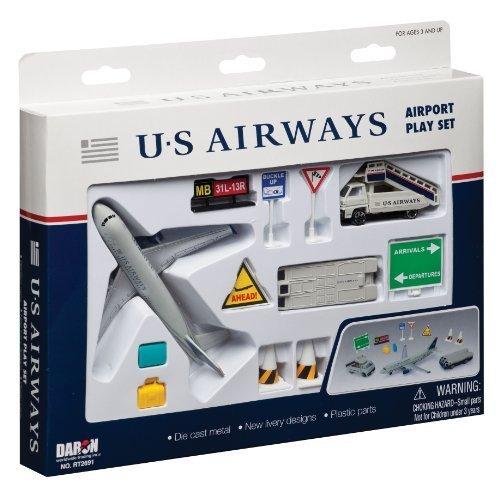 daron-us-airways-airport-playset-12-piece-by-daron