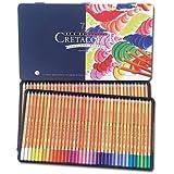 Cretacolor Fine Art Pastel Pencil Sets - Set of 72 in a Tin
