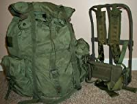 Large ALICE Field Pack with Frame and Full Outfit LC-1 Green by Heartland Values Outdoors