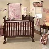 Lambs & Ivy Dottie 4 Piece Crib Bedding Set