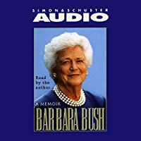 Barbara Bush audio book