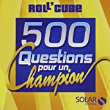 Roll'Cube Questions pour un champion