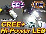 AMC HB4フォグランプなど強力11WCREE広角5W6WハイパワーLED白