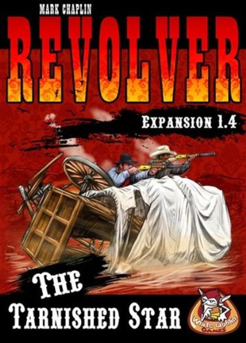 Revolver 1.4: The Tarnished Star