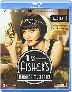Miss Fisher's Murder Mysteries 1 [Blu-ray]