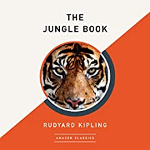 The Jungle Book (AmazonClassics Edition) Audiobook by Rudyard Kipling Narrated by Michael Page