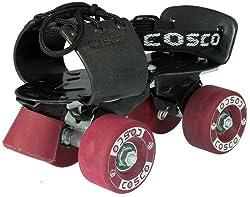 Cosco Tenacity Super Roller Skate, Senior (Color may vary)