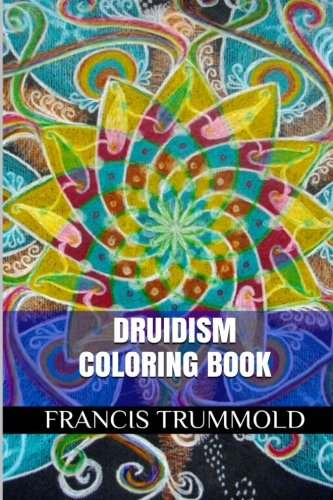 Druidism Coloring Book