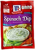 McCormick Spinach, .62 Ounce (Pack of 12)