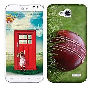 WOW Printed Designer Mobile Case Back Cover For LG L90