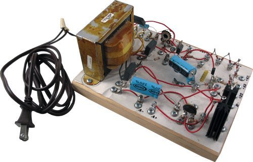 Power Supply DIY Kit For Antique Radios, Amplifiers, Etc (Vintage Radio Transistor compare prices)
