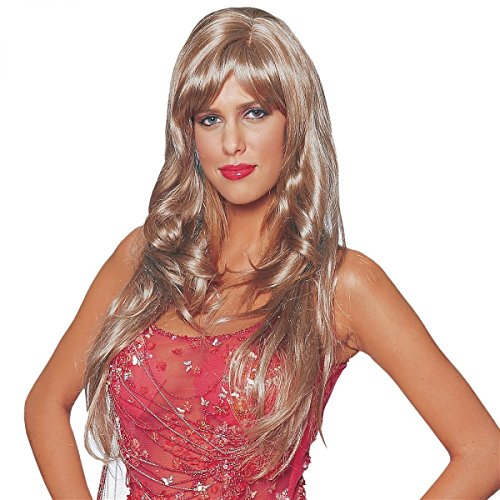 GSG Dream Girl Wig Adult Womens Deluxe Movie Star Costume Accessory