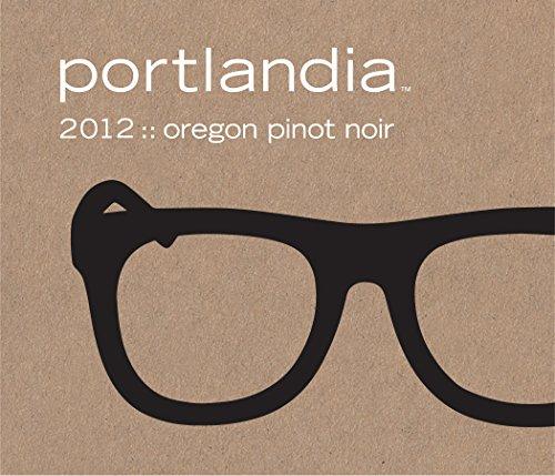 2012 Portlandia Pinot Noir 750 Ml