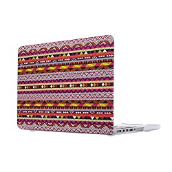 Enthopia Premium Smooth Rubber Finish Hard Shell Case for Macbook Pro Retina 13.3