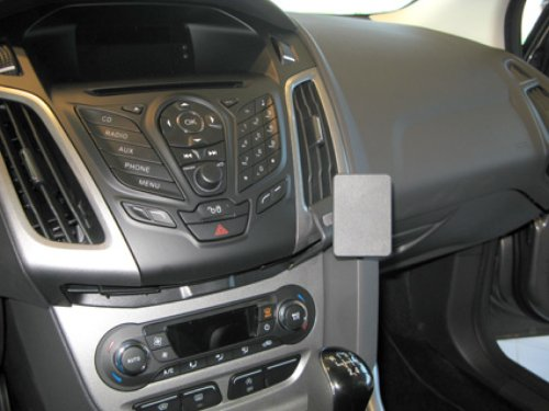 Brodit 854620 ProClip Kfz-Halterung für Ford Focus 11- schwarz