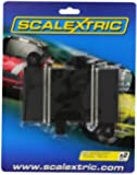 Scalextric C8200 Quarter Straight 87 millimetre x2 (C158) 1:32 Scale Accessory