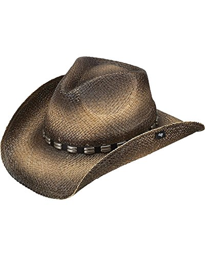 peter-grimm-ltd-unisex-bret-straw-cowboy-hat-black-one-size