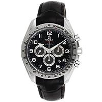 [オメガ]OMEGA 腕時計 スピードマスターブロードアロー ブラック文字盤 コーアクシャル自動巻 クロノグラフ 100M防水 デイト 321.13.44.50.01.001 メンズ 【並行輸入品】