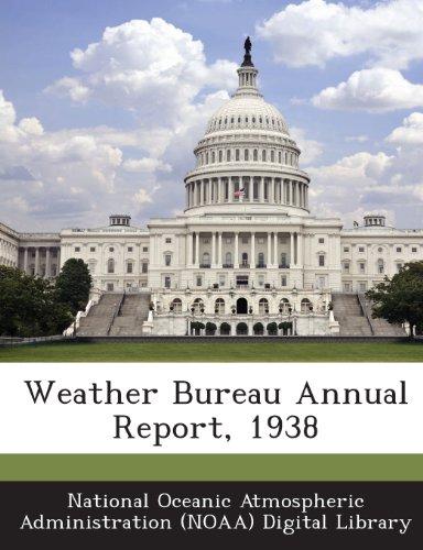 Weather Bureau Annual Report, 1938