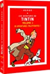 Tintin Volume 2 (Bilingual)
