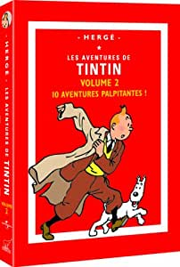 Tintin Volume 2 (Bilingual)