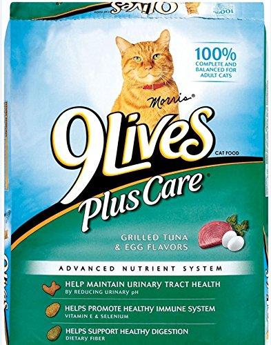 Lives Plus Care Cat Food Reviews