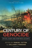 img - for Century of Genocide: Critical Essays and Eyewitness Accounts book / textbook / text book