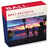 Bali Secrets: Sunset Bars, Beach Clubs, Cool Cafes & Divine Dining (Deck of Secrets) Alison Bone