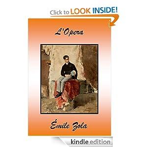 L'Opera (Italian Edition) Emile Zola