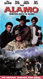 The Alamo - Thirteen Days To Glory [VHS]