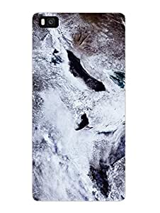 Natural Landscapes - Hard Back Case Cover for Huawei Ascend P8 - Superior Matte Finish - HD Printed Cases and Covers