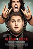 Get Him To The Greek Movie Poster (Russel Brand Jonah Hill) Art Print Poster