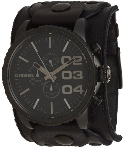 Mens Diesel Franchise Cuff Chronograph Cuff Watch DZ4272