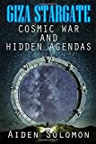 img - for Giza Stargate: Cosmic War and Hidden Agendas book / textbook / text book