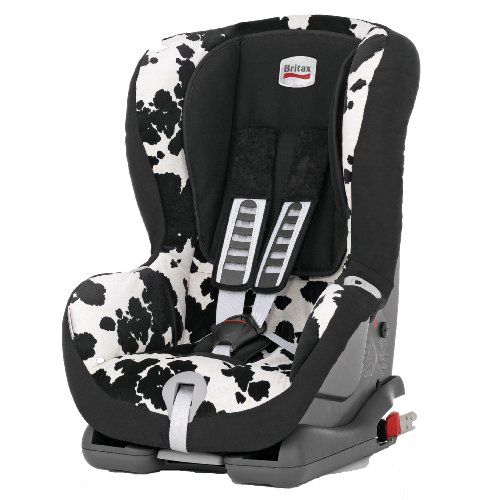 Britax Duo Plus Group 1 Car Seat (Cowmooflage)