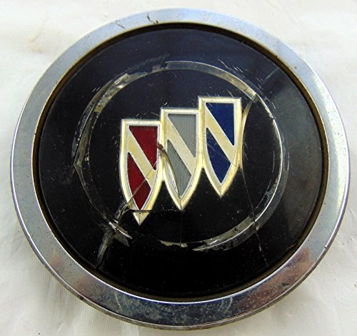 Buick Roadmaster OE Wheel Rim Center Cap 6736 Polished 1991-92 4 3/8