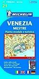 echange, troc Michelin - Venezia (Venice) - Michelin City Plans