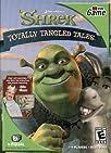 Shrek Totally Tangled Tales TV DVD game