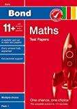Andrew Baines Bond 11+ Test Papers Maths Multiple-Choice Pack 1 (Bond Assessment Papers)