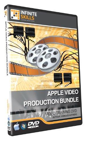 Infinite Skills Learning Apple Video Production Bundle - Training DVD (PC/Mac)
