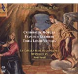 Masters from the Golden Century- Sacred Music by Morales, Guerrero, and Victoria