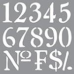 Deco Art Americana Decor Stencil, Old...